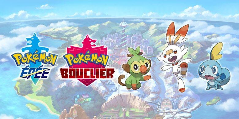POKEMON EPEE & BOUCLIER